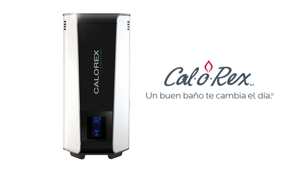 CALOREX PRESENTA