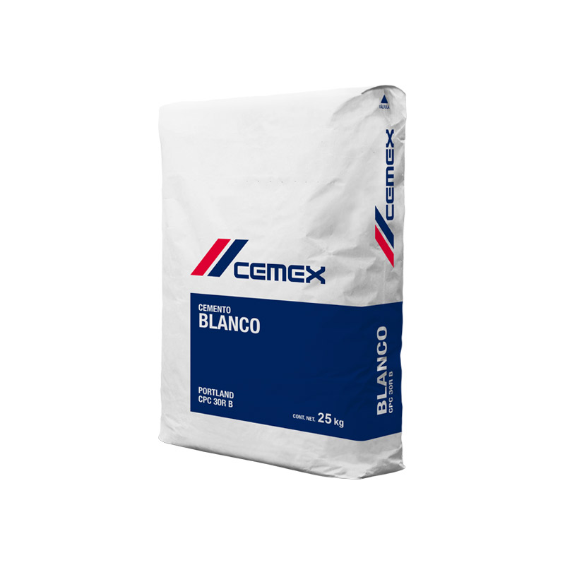 Cemento Blanco Monterrey 25 KG
