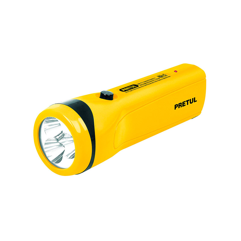 Lámpara LED recargable de mano Pretul modelo LILE7 P