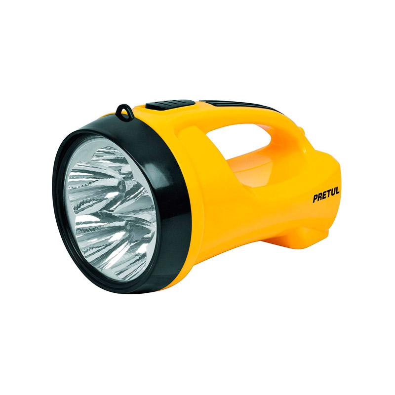 Lampara LED recargable alto poder Pretul