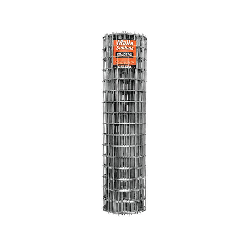 Malla Electrosoldada 66 1010 2.5 x 40 m 100 m2 97 kg