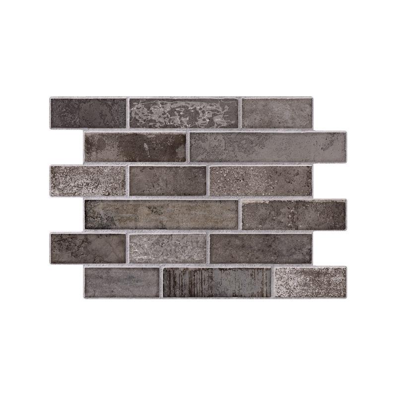 Muro Divana Daltile 34x45 cm black