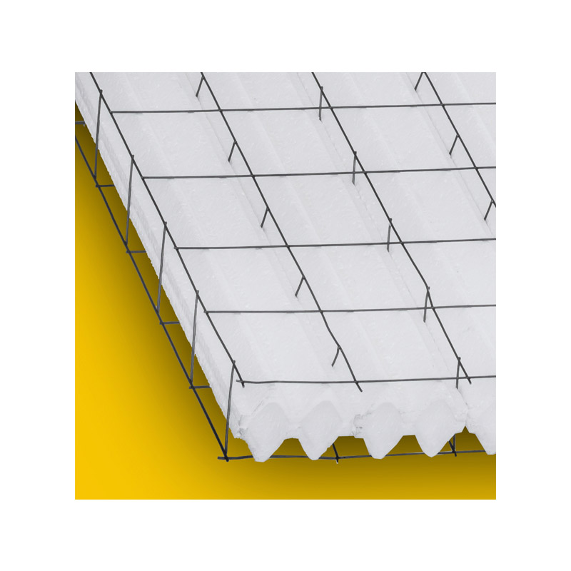 Panel W Divisorio Poliestireno 7.5 cm 3 in 1.22 x 2.44 ml