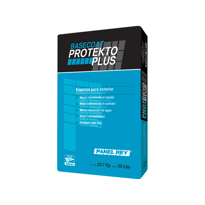 recubrimiento base polvo protekto plus 22.7 kg. 42