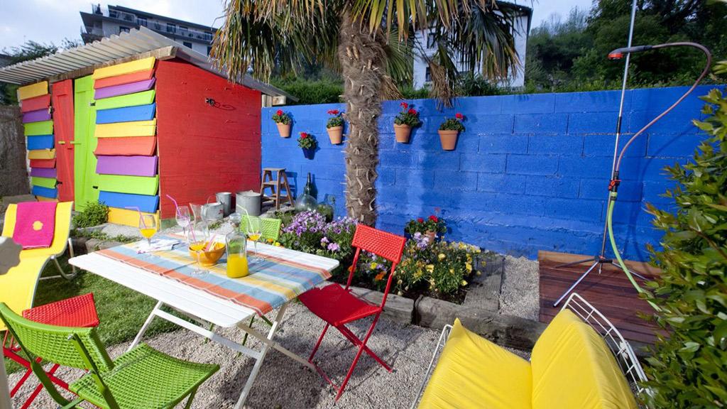 colores para muros exterior