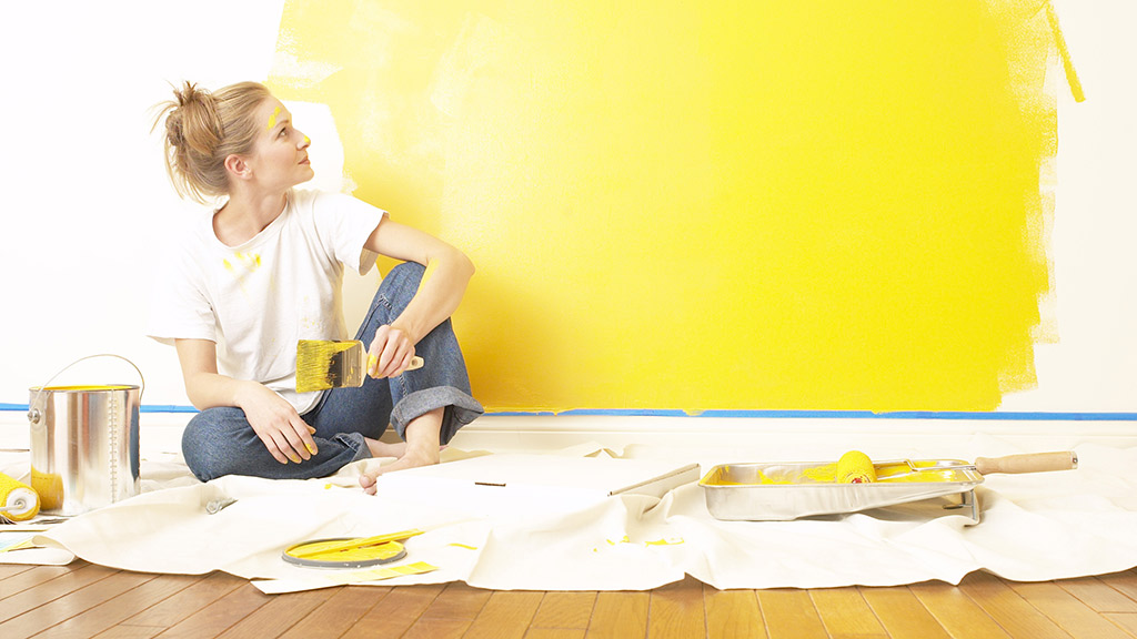 como diluir pintura acrilica