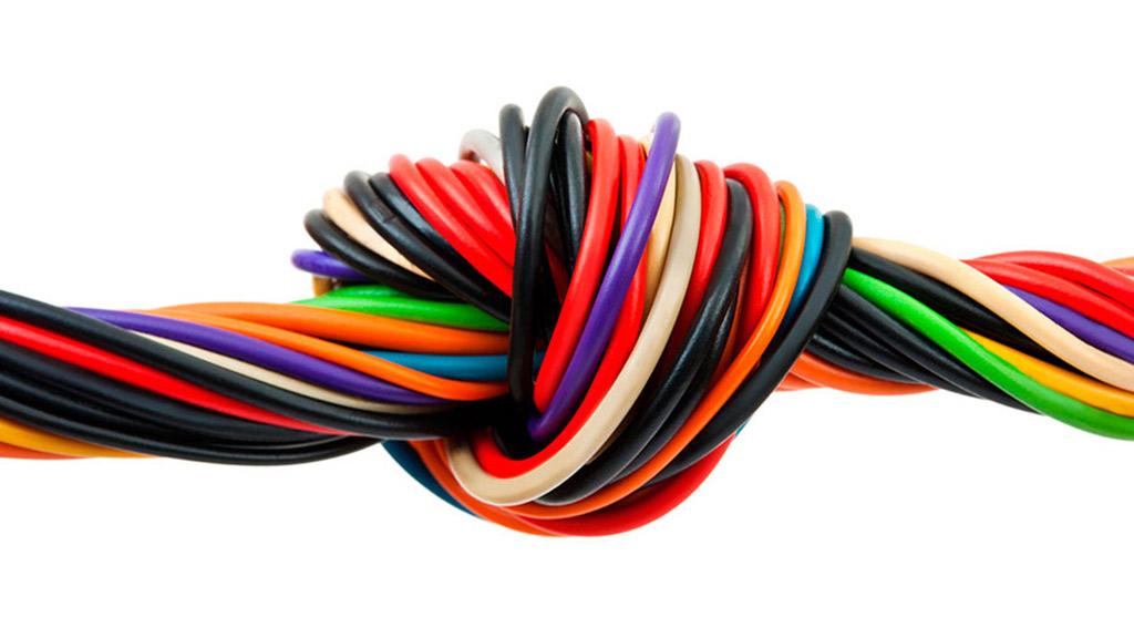 como pelar cable electrico