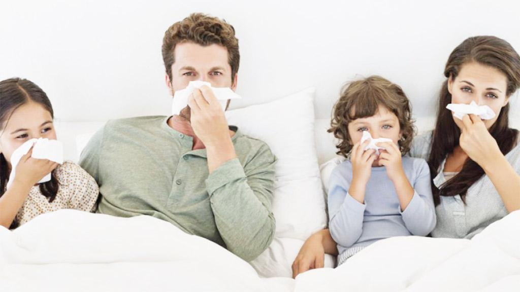 cuida a tu familia de la humedad
