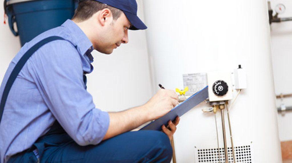 mantenimiento calentador