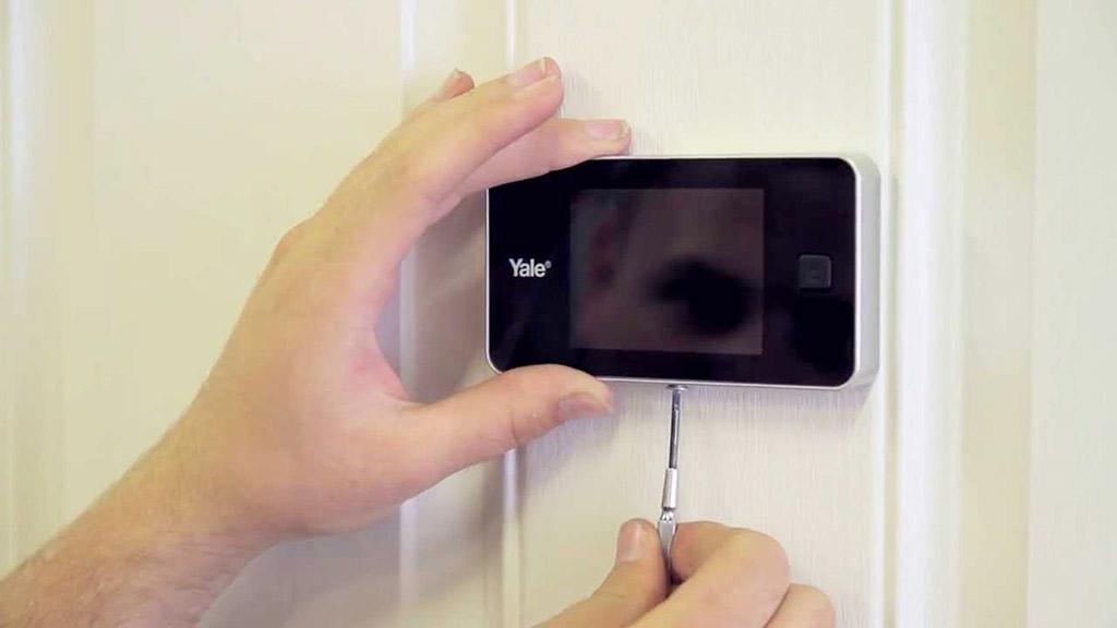 como instalar mirilla digital