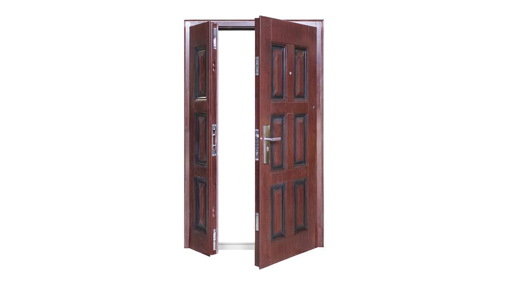 puerta de seguridad eudor