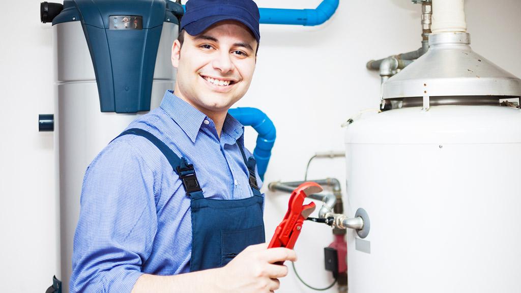 como drenar un calentador de deposito de agua