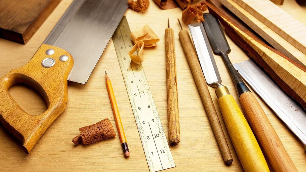 cuidado de herramientas carpinteria