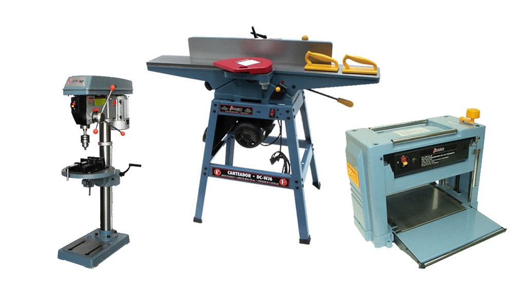 herramientas electricas para carpintero