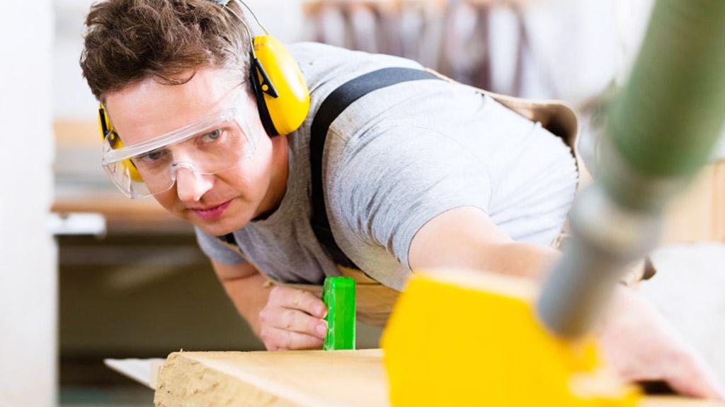 medidas de seguridad para carpintero