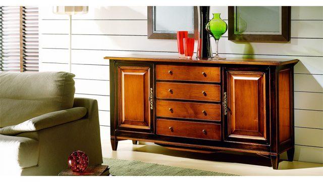 muebles-de-madera-de-cerezo