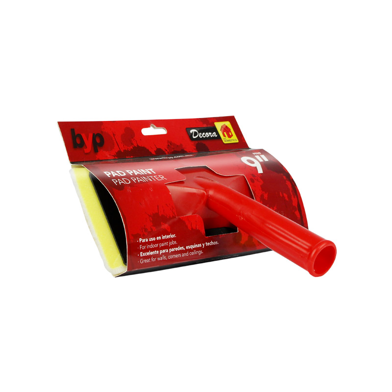pad paint 9 marca byp