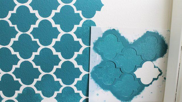 stencil-para-pintar-pared