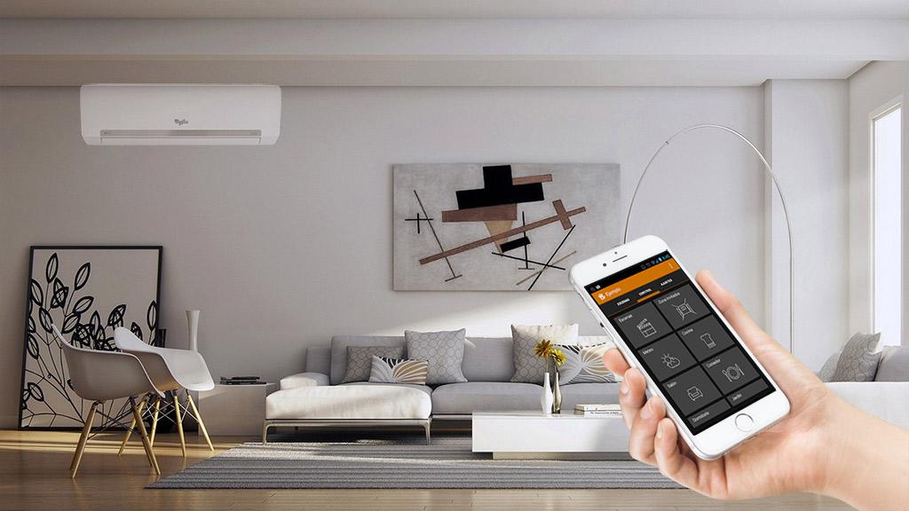 apps para controlar aire acondicionado