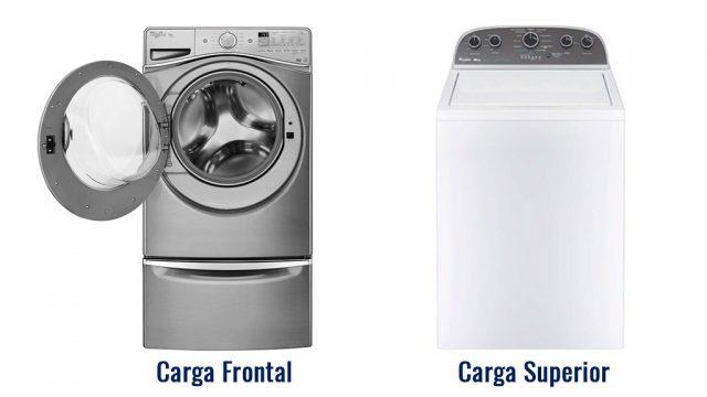 tipos-de-lavadora