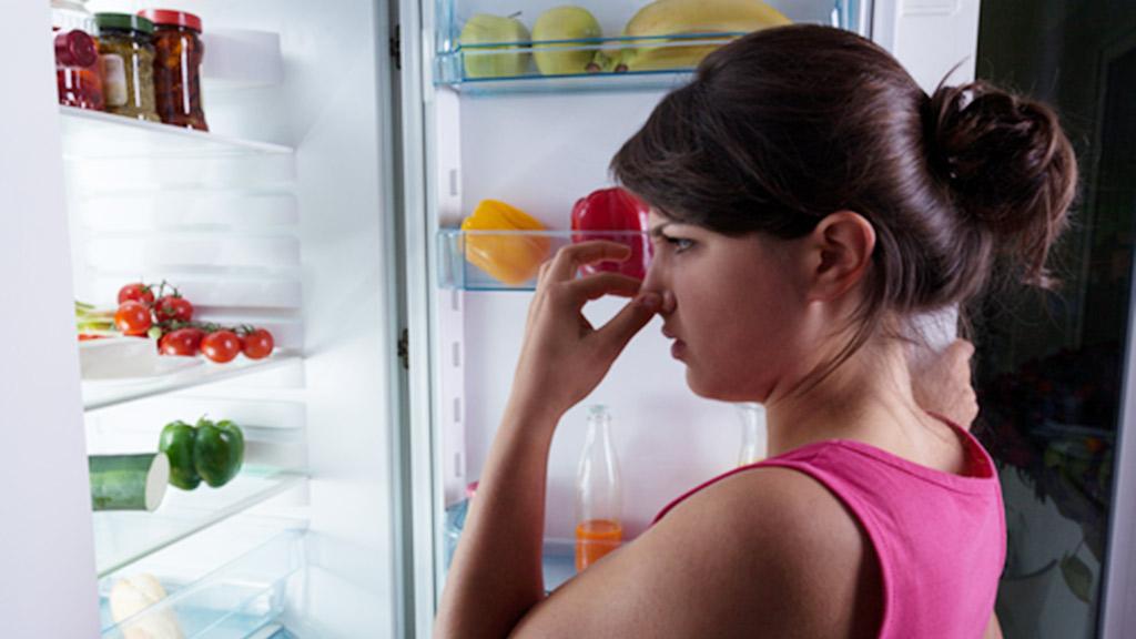 eliminar malos olores en el refri