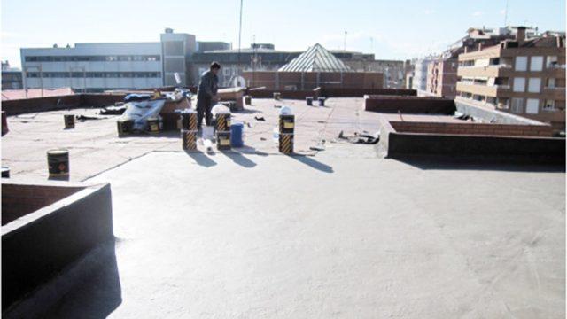 preparar techo para impermeabilizar