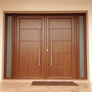 Apuesta por las puertas de PVC en tu hogar