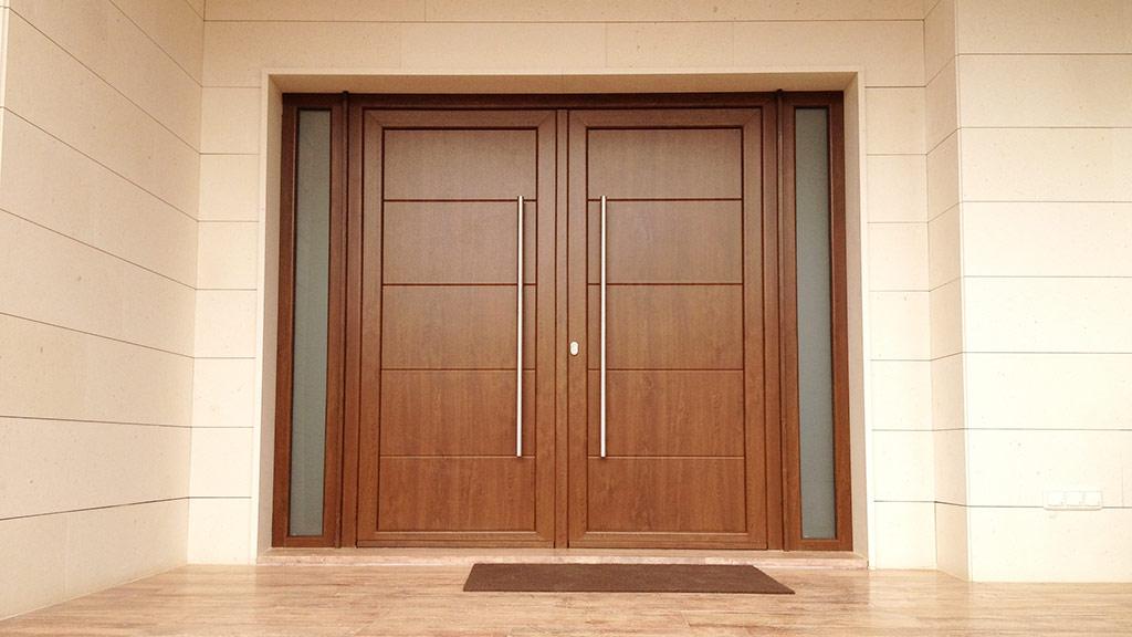 elegir puertas de pvc