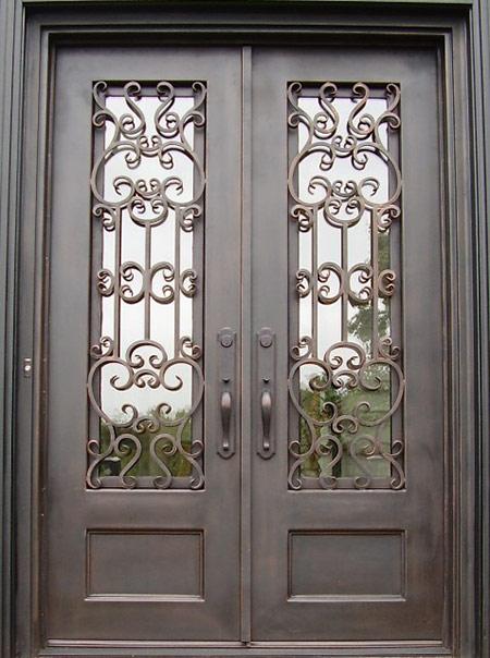 puerta-de-hierro-forjado
