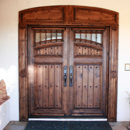 puerta-estilo-rustico