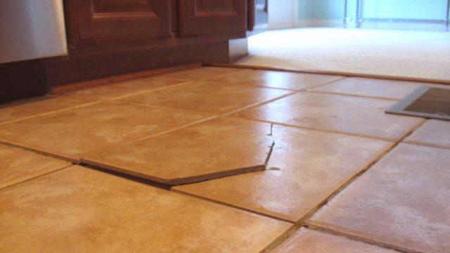 como reparar pisos rotos