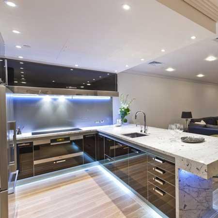 luces-empotradas-cocina