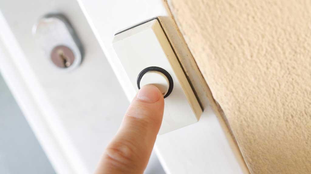 elegir timbre para puerta casa