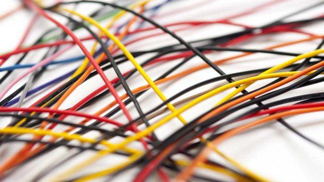 significado colores cables electricos