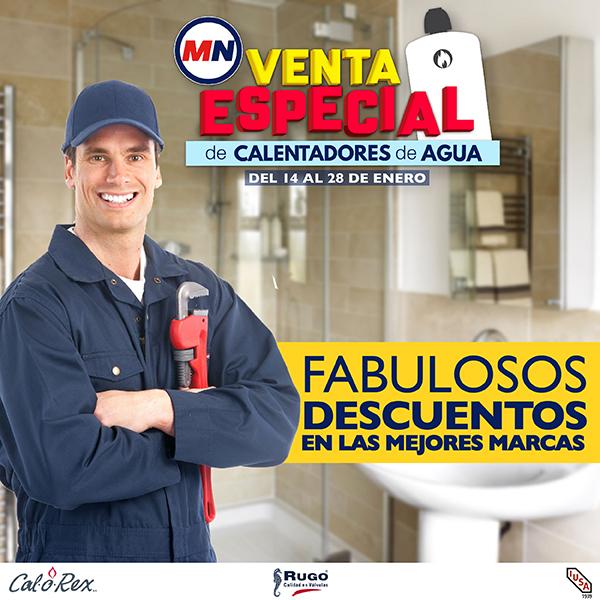 MN Venta especial de calentadores General