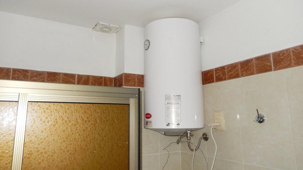 instalar boiler interior