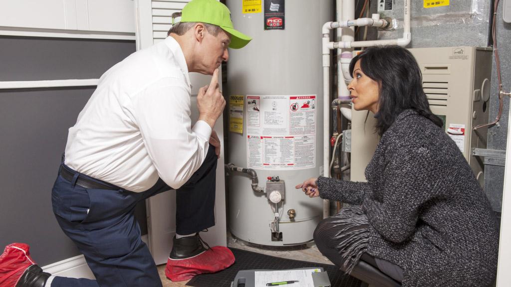 tips calentador de agua