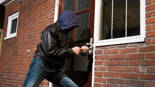 proteger puerta robo