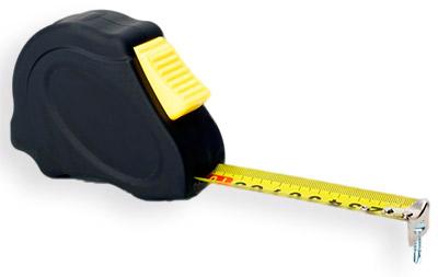 4 funciones que no sabías de tu cinta métrica