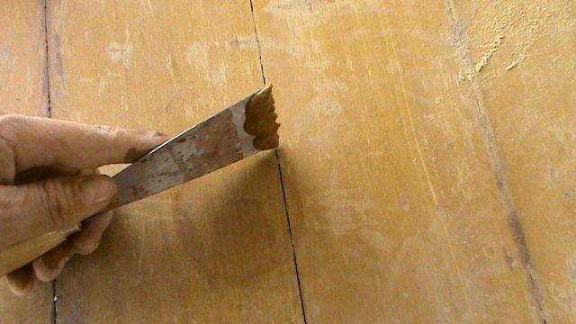masilla para madera