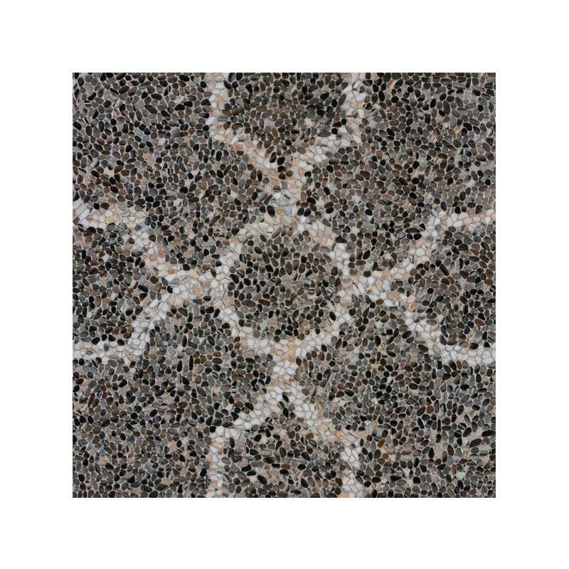 piso zen deco daltile 60.5x60.5 cms gray