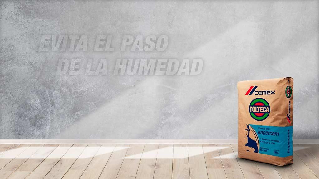 Cemento Gris Monterrey Extra