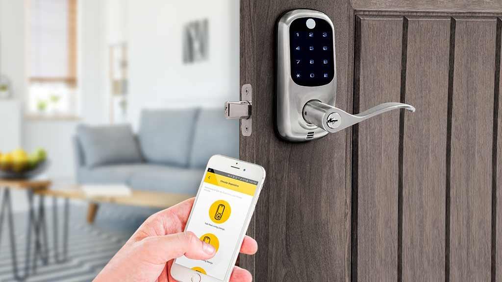 cerradura digital conoce las ventajas de conectarla a un hub 1