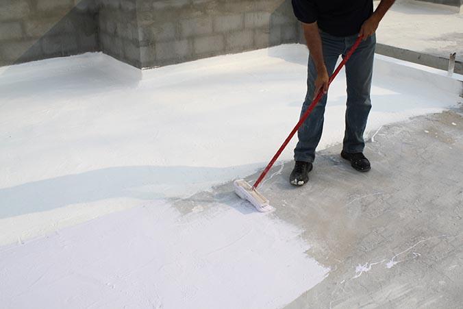 Consejos para realizar una correcta aplicación de un impermeabilizante.