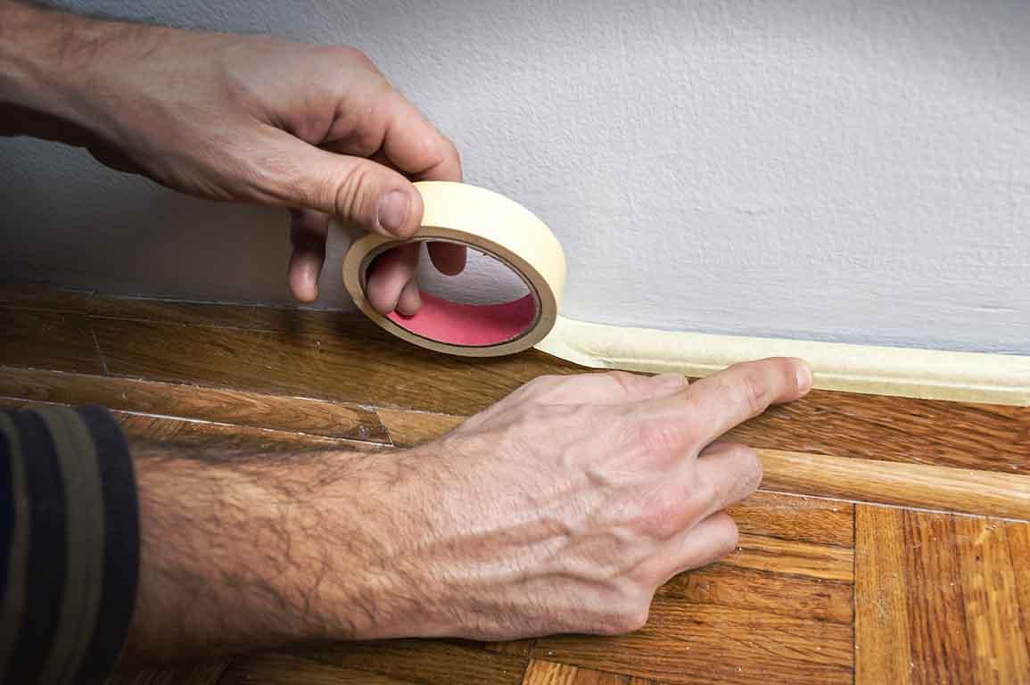 Pinte las paredes de su hogar como todo un profesional