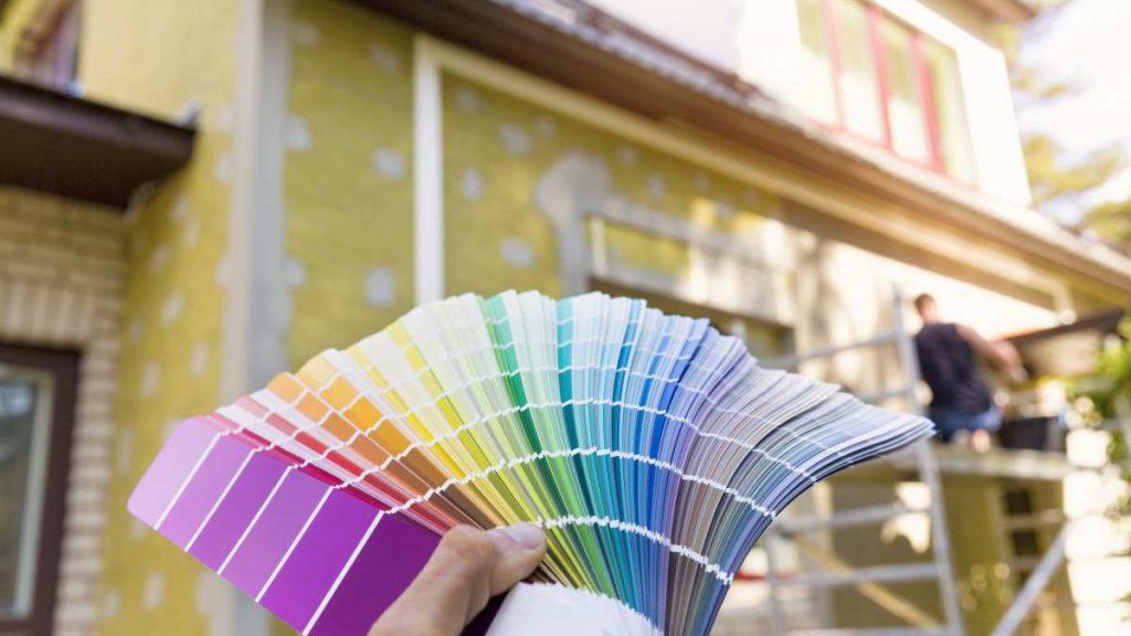 Conozca los tipos de pintura plástica para su hogar