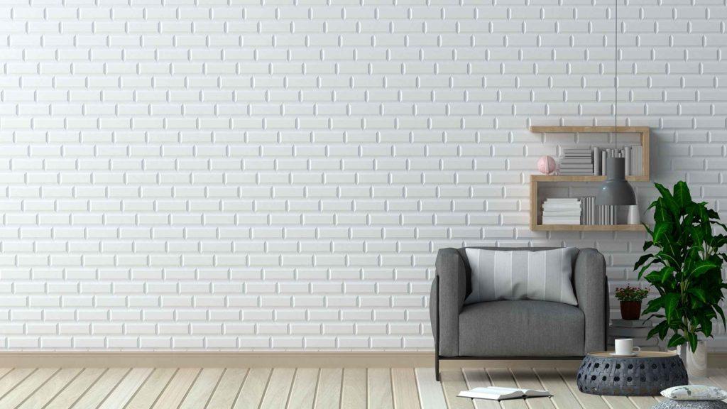 Conozca los tipos de revestimientos para la pared