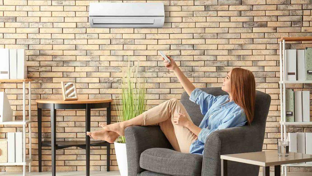 Beneficios de tener un aire acondicionado con wifi4
