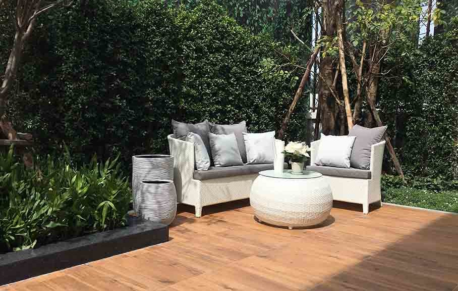 Elija el mejor piso para el diseño exterior de su hogar