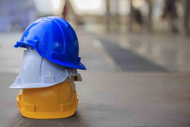 Equipo de protección se requiere para la construcción